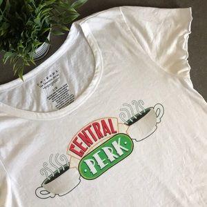 FRIENDS   Central Perk Crop Top